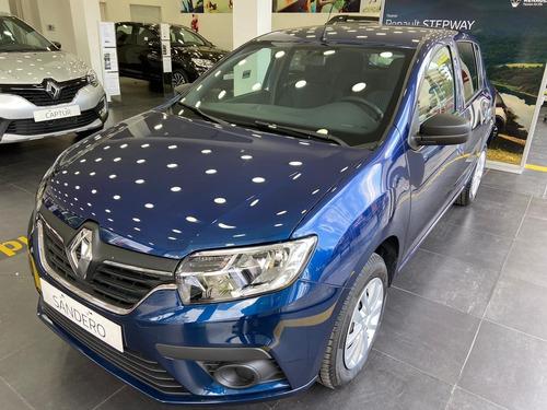 Renault Sandero 1.6 16v Life (do)