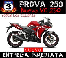 Moto Gilera Prova 250 Vc 250 2017 0km