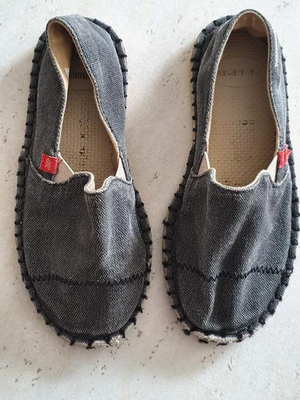 Sapato Havaianas Cinza Tamanho 30