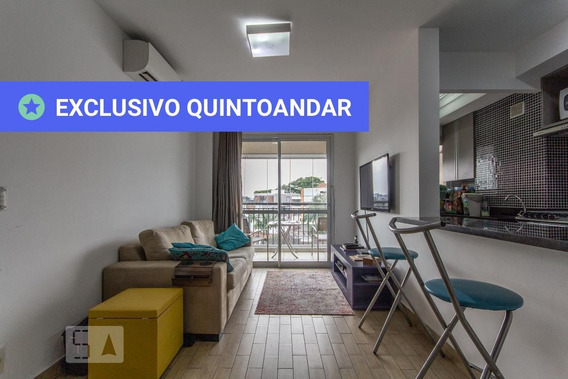 Apartamento No 4º Andar Com 2 Dormitórios E 2 Garagens - Id: 892985867 - 285867