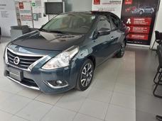 Nissan Versa 2015 Exclusive T/a