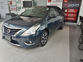 Nissan Versa 2015 Exclusive T/a