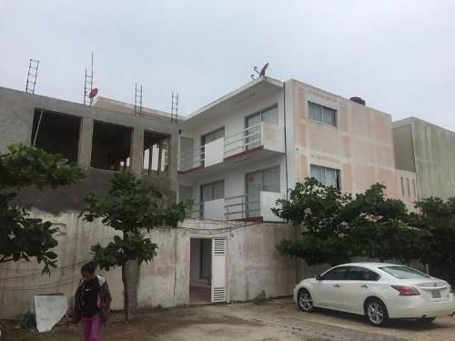 Departamento Amueblado En Renta, Alfaro Siqueiros, Frac. Paraíso
