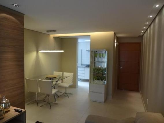 Apartamento Com 3 Quartos Para Comprar No Centro Em Betim/mg - 14031