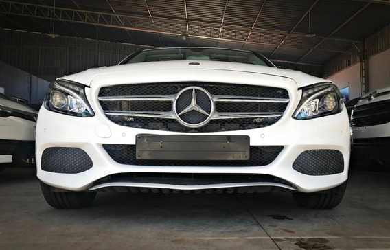 Mercedes Benz C250 Cgi Avant. C/ Tet. S. 2.0. Branco 2017/18