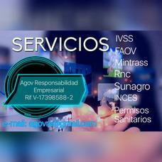 Agov Responsabilidad Empresarial Inces Faov Ivss Rnc