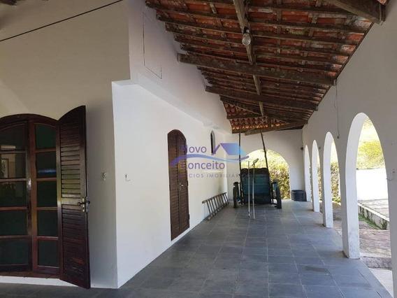 Sítio Com 4 Dormitórios À Venda, 620000 M² Por R$ 800.000 - Braço Grande - Miracatu/sp - Si0001