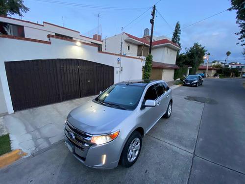 Imagen 1 de 14 de Ford Edge 2011 3.5 Limited V6 Piel Qc At
