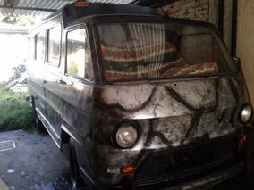 Rastrojero Frontal Diesel, Caminoneta Furgon