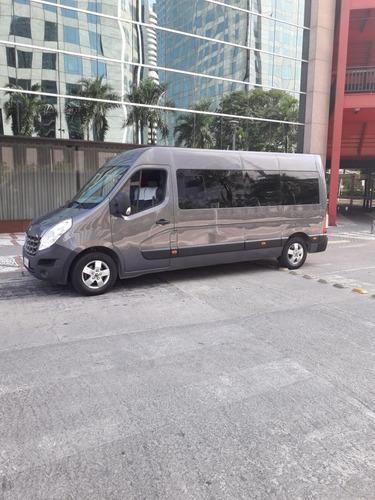 Renault Master  Minibus Vendo Ou Troco