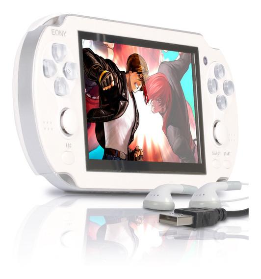 Vídeo Game Portátil Pmp Vários Jogos Super Nintendo Sega Gba
