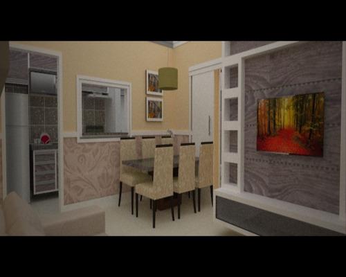 Imagem 1 de 10 de Apartamento - 3744 - 32320143