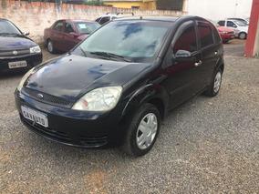 Ford Fiesta Personnalité 1.0 8v 66cv 5p 2003 Preta