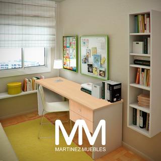 Escritorio - Oficina - Mesa Pc- 140x60x75 2 Caj Armado!