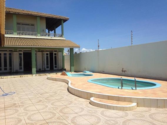Casa Residencial À Venda, Barra Dos Coqueiros, *sem Mobilia - Ca0107