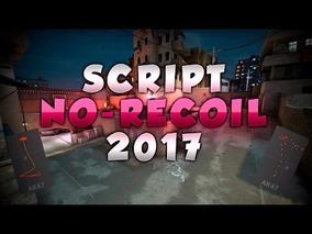 No Recoil - Script - Cs Go All Arms