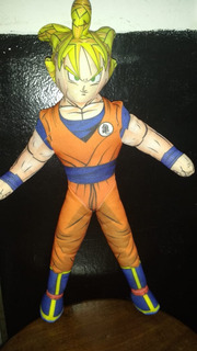 Muñeco Tipo Soft Dragon Ball Goku
