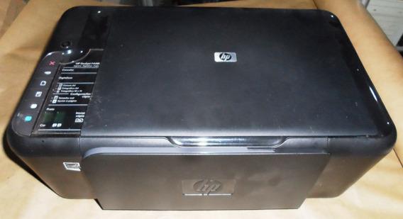 Impressora Multifuncional Hp Deskjet F4480 - Leia.