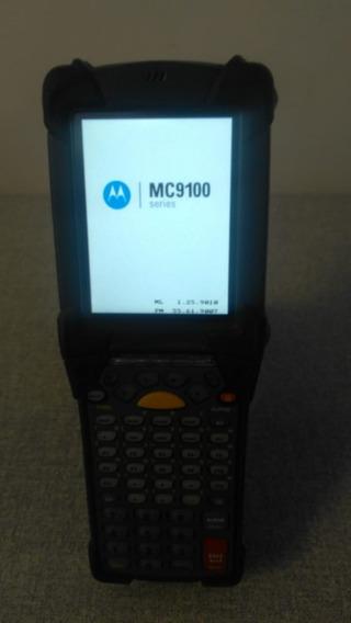 Coletor Portátil Ultra Robusto Motorola Série Mc9100