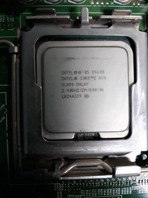 Processador Intel Core 2 Duo E4600 Socket 775