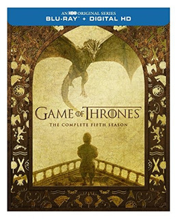 Game Of Thrones: The Complete Fifth Season (blu-ray/dvd Com