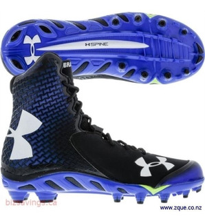 Under Armour Spine Brawler Mc Futbol Americano Envio Gratis