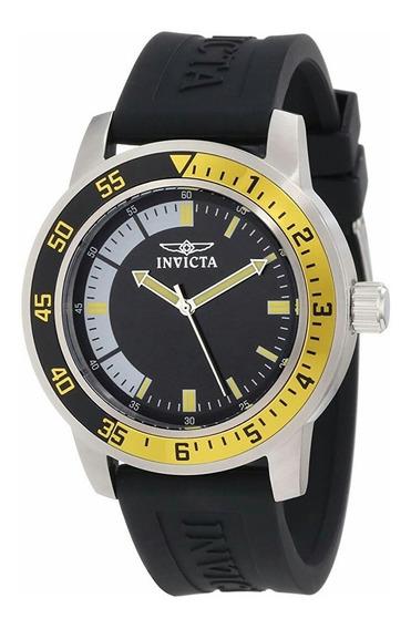 Relógio Invicta Specialty Masculino 100m A Prova Dagua