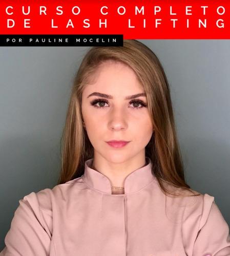 Imagem 1 de 3 de Lash Lifting Premium + Bônus Depilação Facial + Edição Fotos