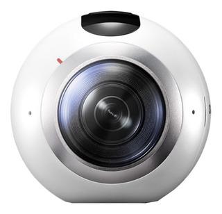 Samsung Gear 360 Sm-c200 Vr 2016 Cámara De Realidad Virtual