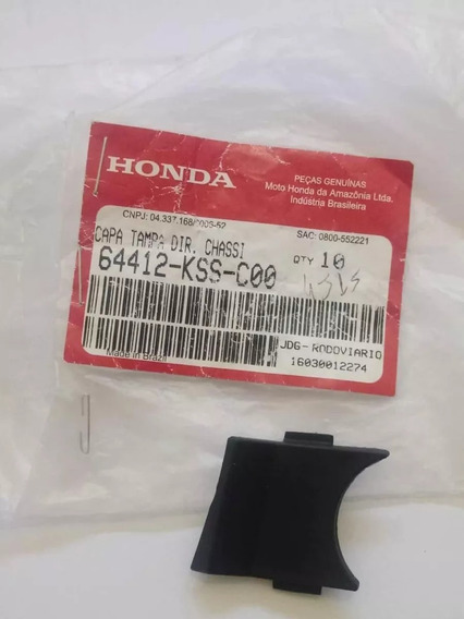 Acabamento Alca Honda Biz-100/110/125 Direito 64412-kss-c00