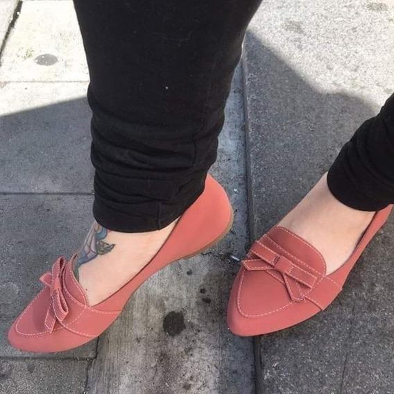 Sapatilha Sapato Feminina Moda Primavera/verão 2019