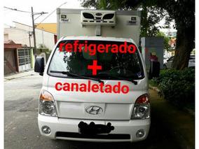 Hyundai Hr 2012 + Rerigerada - 10 Graus