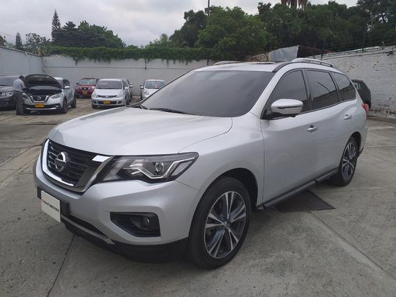 Nissan Pathfinder Exclusive Id37376 Modelo 2019