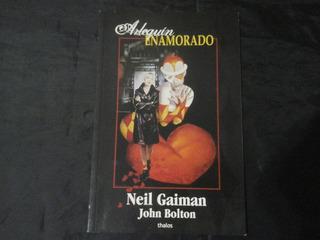 Arlequin Enamorado - Neil Gaiman (tomo Unitario)