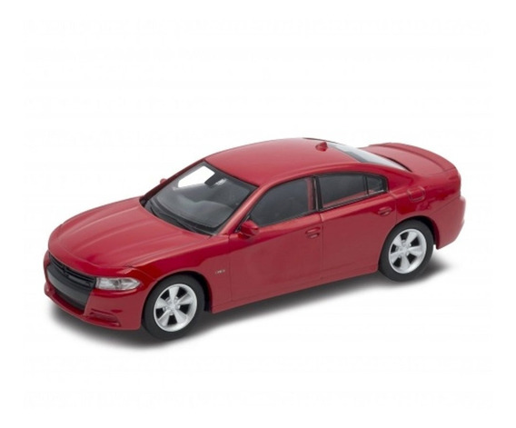 Dodge Charger R/t 2016 Escala 1:36 De Welly