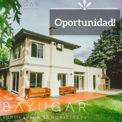 Imagen 1 de 23 de Oportunidad! Casa En Venta En Pilar Village - Bayugar Negocios Inmobiliarios