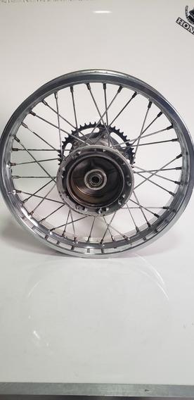 Roda Traseira Honda Bros 150 / 125 Usada (14976)