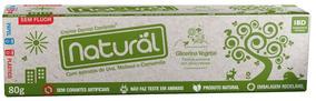 Creme Dental Organico Camomila Sem Fluor 80g