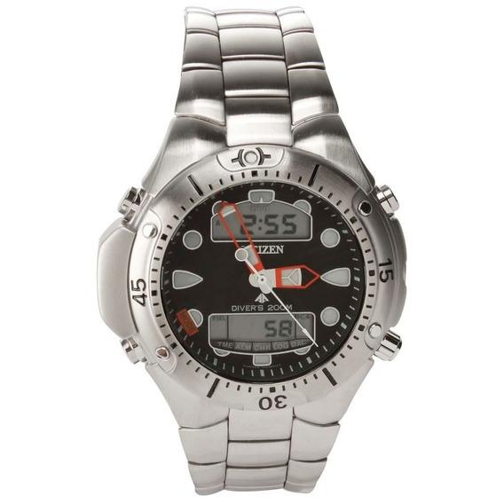 Relógio Citizen Aqualand Ii - Jp1060-52e