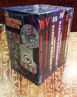 La Doctrina Secreta 6 Tomos Box Set - H. P. Blavatsky