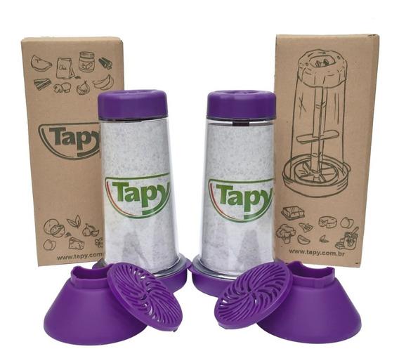 Tapioqueira Tapy Roxa Kit-2