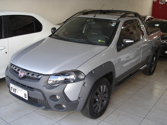 Fiat Strada Adventure Cab Estendida 1.8 Manual 42.000km 2018