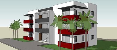 Santiago La Barranquita Zona Universitaria Apartamentos