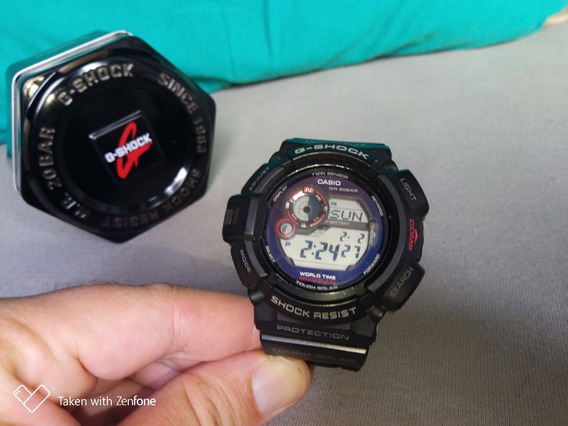 Relógio G-shock Mudman G-9300