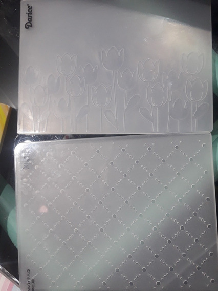 Embossing Texturadizadores Para Papel Y/o Carton