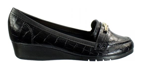 Sapato Feminino Moleca Mini Floter Metal 5156.448