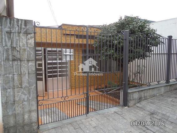 Casa Térrea 2 Quarto(s) Para Venda No Bairro Jardim Stella Em Santo André - Sp - Cas225