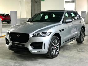 Jaguar F-pace 3.0 Modelo 2018