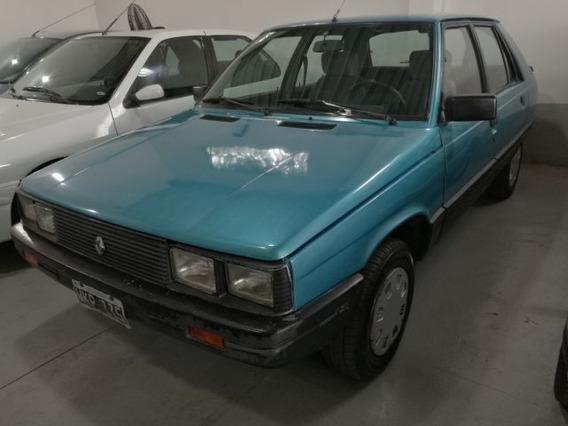 Renault 11 Ts 1985 C/gnc
