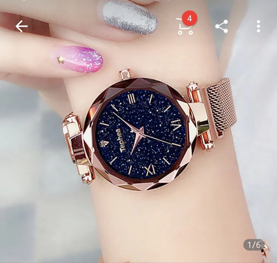 Kit Relógios Pulso Feminino Promoção